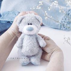 Mesmerizing Crochet an Amigurumi Rabbit Ideas. Lovely Crochet an Amigurumi Rabbit Ideas. Amigurumi Doll Pattern, Crochet Amigurumi Free Patterns, Crochet Bear, Crochet Animals, Crochet For Kids, Knitting Patterns, Crochet Pillow, Free Knitting, Tatty Teddy