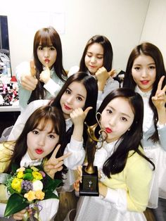 GFRIEND Rookie Award at Seul Music Awards