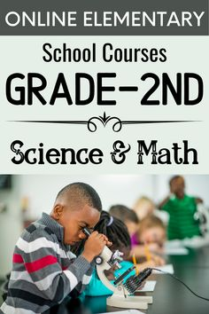 Grade 2 of Elementary School forms the second layer of the foundation of a child's primary education. In the second grade, children are usually 7 to 8 years old. Students are taught subjects such as Math, Science, Geography and History.In Math, they are introduced to larger numbers and fundamental #science #math #grade2 #elementaryshoolcourse