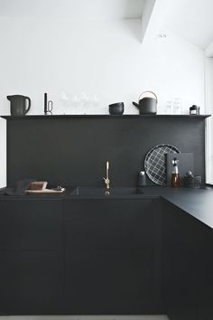 Black Interior Inspiration | SA Décor & Design Blog