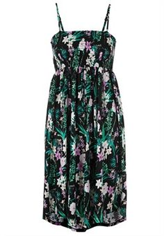 Smocked Bodice Dress