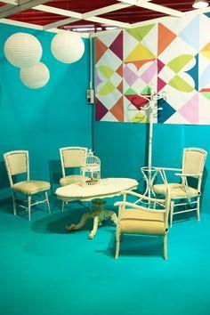 Decoración área vip Fimi fashion week 2015 fotos by @myyellowfamily  #quartodavovo #myyellowfamily #moda #kids #pasarela #fimi #fimi81