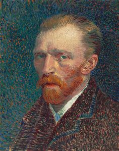 Vincent van Gogh, Self-Portrait, 1887