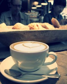 Best coffee in London...Monmouth Coffee