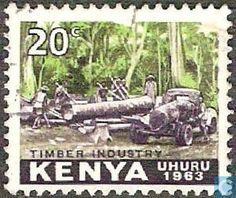 postzegels kenia afbeeldingen - Google zoeken