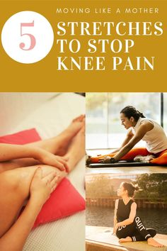 #ToothNervePain Knee Pain Exercises, Knee Stretches, Stiff Knee, Knee Pain Relief, Nba, Nerve Pain, Sciatic Nerve, Back Pain, Physical Therapy