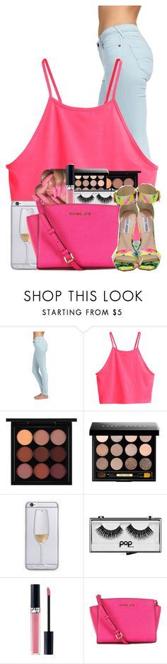 """Untitled #2774"" by alisha-caprise ❤ liked on Polyvore featuring Jack Wills, H&M, MAC Cosmetics, Bobbi Brown Cosmetics, Pop Beauty, Christian Dior, MICHAEL Michael Kors and Steve Madden"