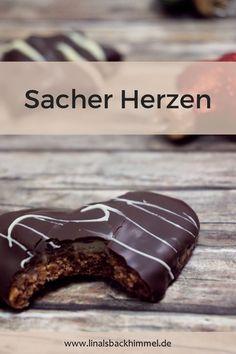 4. Dezember: Sacher-Plätzchen  linalsbackhimmel.de