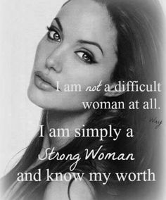 """Discover the inspirational quotes and sayings on strong women with images. We've selected the best quotes, enjoy. Best Strong Women Quotes And Sayings With Images """"We need women who are so strong they can be gentle, so Great Quotes, Quotes To Live By, Me Quotes, Motivational Quotes, Inspirational Quotes, Change Quotes, Attitude Quotes, Angelina Jolie Quotes, No Ordinary Girl"""