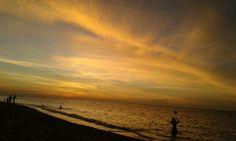 Puka Beach in Malay, Aklan