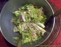 Ensalada tibia de Escarola (Warm salad of Endive)
