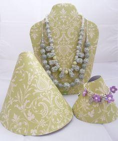 Jewellery Display templates