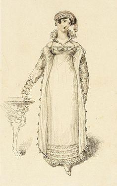 La Belle Assemblee, March 1816.
