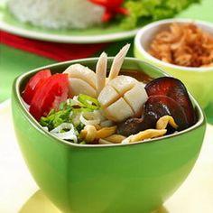 =Indonesian food: Soto Palembang=