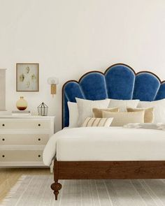The velvet trend has been on the rise for a few seasons now, but it's still going strong into 2020. Learn how to bring this trend home to your space.