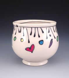 Cup 105 by Free Ceramics on Etsy, $30.00