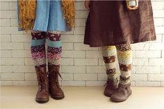 I wish people dressed like this where I live.