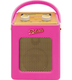 Vintage-style Roberts Revival Mini DAB/FM digital radio returns in three limited edition colours - Retro to Go Portable Dab Radio, Roberts Radio, Samsung Televisions, Best Shopping Sites, Digital Radio, Tv On The Radio, Play Houses, Cool Things To Buy, Colours