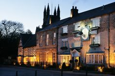 The Black Swan Hotel in Helmsley, North Yorkshire