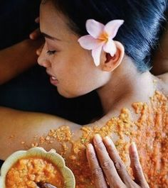 Bridal Beauty Treatment- Face / Body Scrub & Mask
