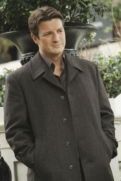 Nathan Fillion in Castle - The Final Nail