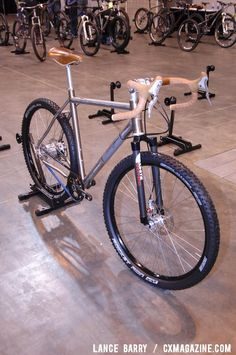 Mosaic Cycles | What do you want to ride today? Mountain, cyclocross, expeditions? Yes ...