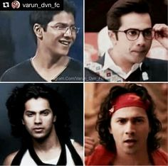 Varun in real life and in Judwaa2 are similar..... look at that