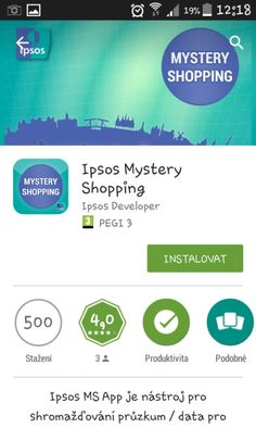 Ipsos Mystery Shopping