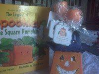 Spookly The Square Pumpkin « Teaching Heart Blog