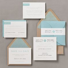 TONS of wedding invitations!! Can be customized! Affordable and beautiful!