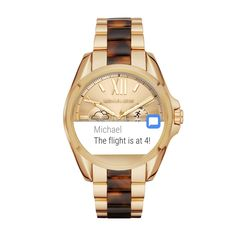 Michael Kors Access Ladies Bracelet Smart Watch – [pin_pinter_full_name] Michael Kors Access Ladies Bracelet Smart Watch Michael Kors Access Ladies Bracelet Smart Watc… Ladies Bracelet, Bracelet Watch, House Of Fraser, Michael Kors Watch, Gift Guide, Smart Watch, Merry, Just For You, Lady
