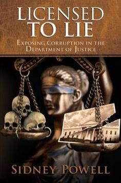 Exposing Corruption in the Deparment of Justice Sidney Po... https://www.amazon.com/dp/B00L0DEN72/ref=cm_sw_r_pi_dp_O5xGxbP0BSSFM
