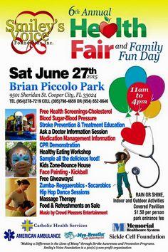 #MedicalAssistantPrograms Florida #Azure Health Fair & Family Fun Day! Know more @ http://azure.edu