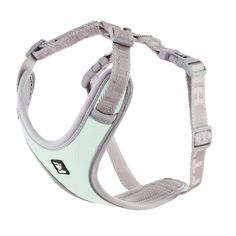The Adventure harness is manufactured using comfortable and soft neoprene, and it adapts to the dog's movement without causing abrasion. The inner structure of the harness is safe and durable thanks to inflexible straps between the layers of neop Dog Harness, Mesh Fabric, Orange, Dog Design, Selena, Your Dog, Sneakers, Dogs, Outdoors