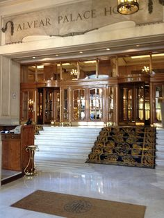 Alvear Palace Hotel - Buenos Aires - Argentina