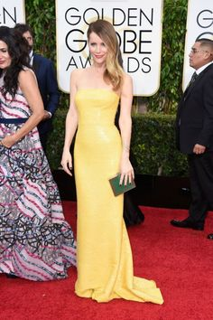 Leslie Mann - Top 10 Best Dressed Golden Globes 2015