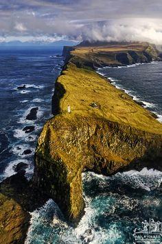 Faroe Islands Mykines Island - Faroe Oct. 2016