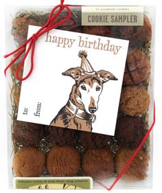 Organic Birthday Treats for Dogs
