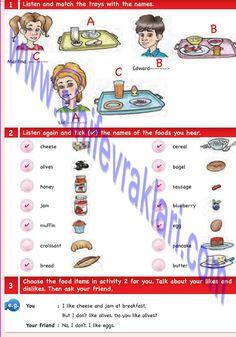 6. Sınıf İngilizce Ada Matbaa Yayınları Ders Kitabı Cevapları Sayfa 20   6. Sınıf İngilizce Ada Matbaa Yayınları Ders Kitabı Cevapları Sayf... Egg Muffins, Blue Berry Muffins, Croissant, Food Items, Activities, Blueberry Crumb Muffins, Crescent Roll, Crescent Rolls