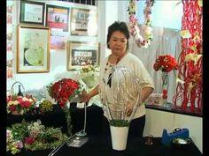 Practical Floristry: Ep 8- Modern Flower Arrangement