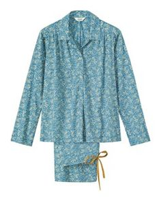 Pyjama sets in soft cotton, cotton nighties, bamboo cotton camis, and block printed gowns. Cotton Nighties, Cotton Pyjamas, Printed Gowns, Build A Wardrobe, Gowns With Sleeves, Pajamas Women, Seersucker, Nightwear, Smocking
