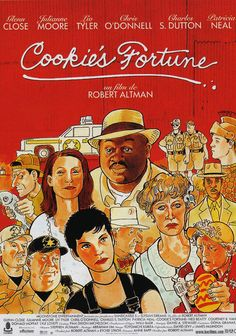 Cookies Fortune Movie Poster (1999)