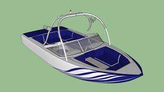 Boat (Bateau) Wake Board - 3D Warehouse