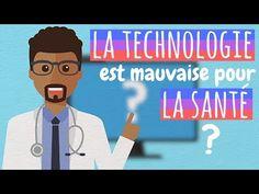 VRAI ou FAUX sur l'impact de la technologie sur la santé! - YouTube