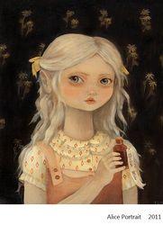 Alice by Emily Winfield Martin  http://www.emilywinfieldmartin.com/about.html