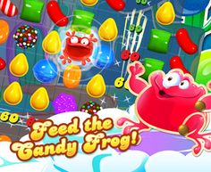 Candy Crush Update Causes Freezes & Crashes