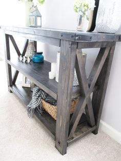 Handmade Home Decor Farmhouse Furniture, Home Decor Furniture, Cheap Furniture, Furniture Plans, Rustic Furniture, Furniture Cleaning, Furniture Online, Furniture Stores, Discount Furniture