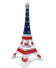 Are you looking for an original gift to bring back from Paris? Do not look any further and choose a Colored Eiffel Tower of the brand Merci Gustave!   http://www.jeudepaumehotel.com/