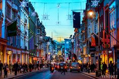 New Bond Street - London
