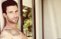 Adam Levine. I love this man